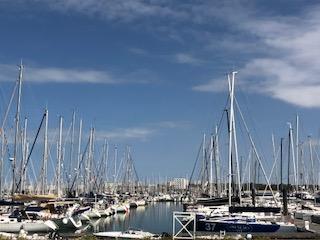 Port de Minimes at La Rochelle