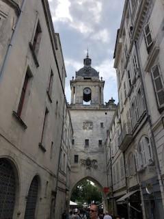 Beautiful city of La Rochelle