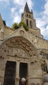Church qt Saint Emillion