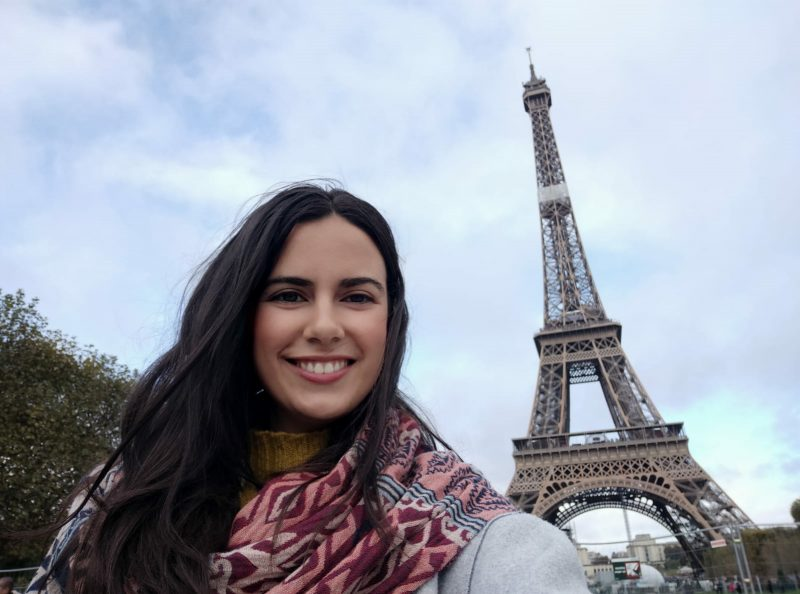 Volunteer in Paris