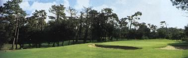 Golf in South West France