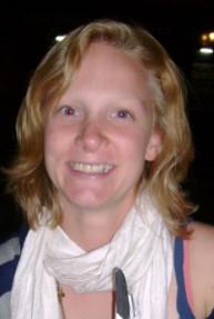 Louise english volunteer