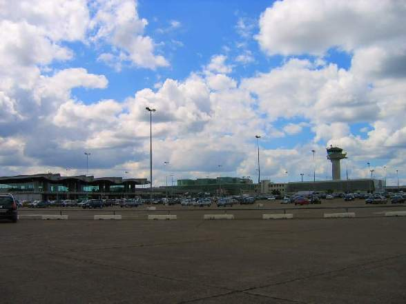 Airports south west france