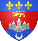 arms bordeaux south west france image