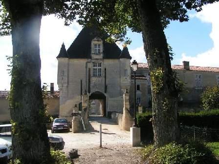 chateau chalais France