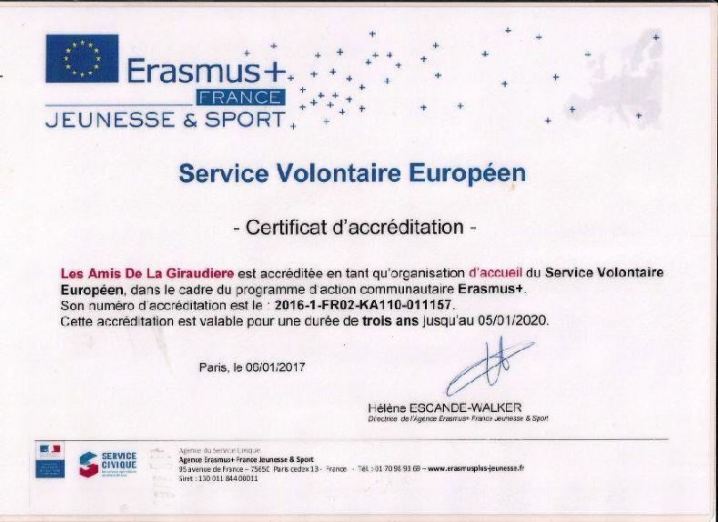 Erasmus Internships