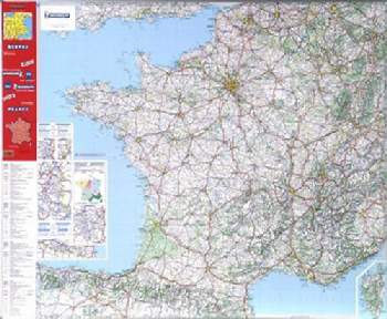 West Of France Map.Maps France South West France
