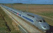 trains south west france image