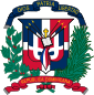 Dominican Republic coat of arms image