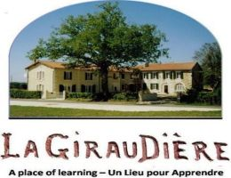La Giraudiere place to learn french in france