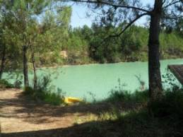 Beauvallon swimming lakes