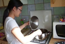 Chinese volunteering