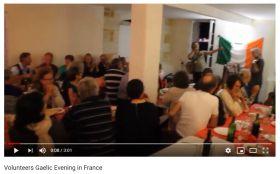 gaelic volunteers event