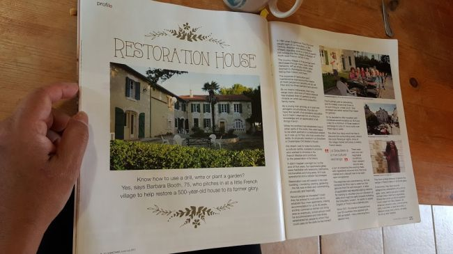 restoration house france