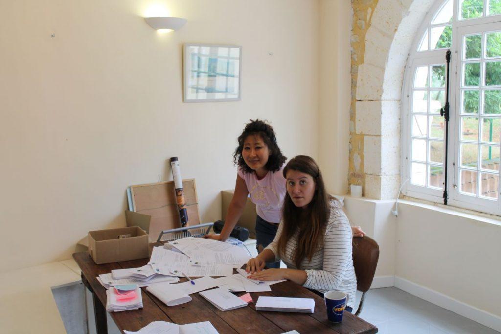 internship in france