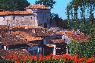 Aubeterre Sur Dronne Chateau