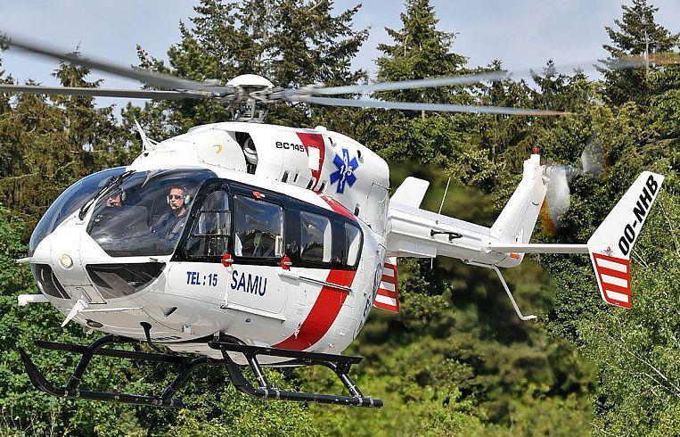 Samu air ambulance france